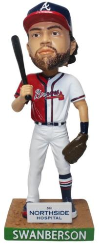 Dansby Swanson  Charlie Culberson 'Swanberson' - June 11, 2019