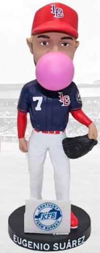 2019 Louisville Bats (AAA)