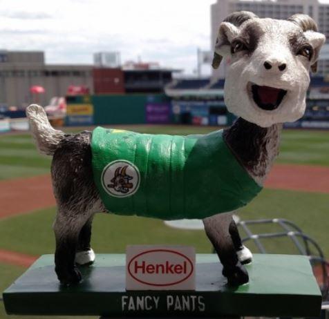2018 Hartford Yard Goats (AA)