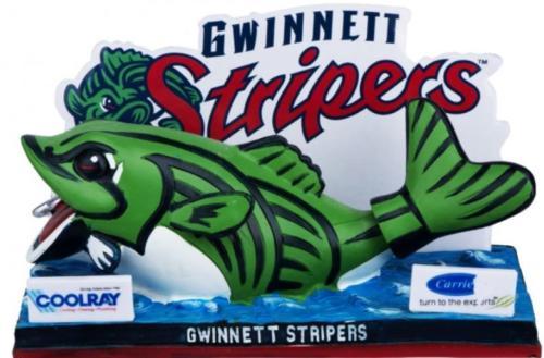2018 Gwinnett Stripers (AAA)