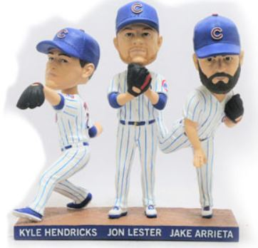 Henricks, Lester, Arrieta 'Starting Aces' - August 17, 2017