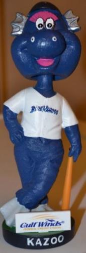 2017 Pensacola Blue Wahoos (AA)