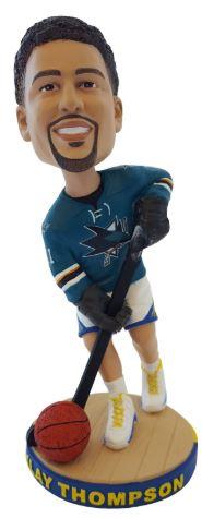 Klay Thompson 'San Jose Sharks' - October 6, 2016
