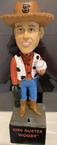 Krik Rueter 'Woody' - June 30, 2019