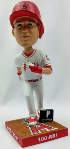 Mike Trout 'MVP 2 of 3' - August 4, 2017