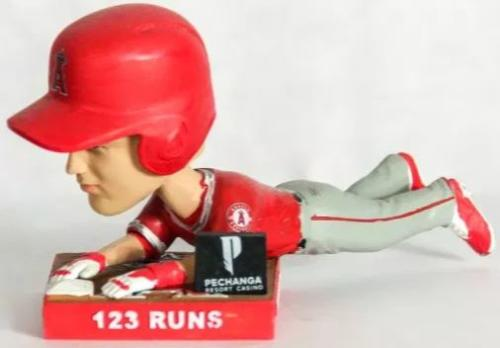 Mike Trout 'MVP 3 of 3' - August 22, 2017