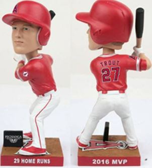 Mike Trout 'MVP 1 of 3' - May 16, 2017