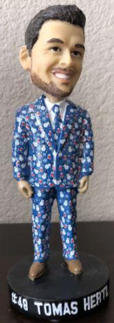 Tomas Hertl 'Holiday Suit' - December 23, 2018