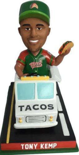 Tony Kemp 'Fresno Tacos' - August 26, 2017