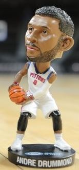 Andre Drummond - April 12, 2016