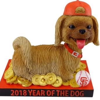 Year of the Dog - April 10, 2018