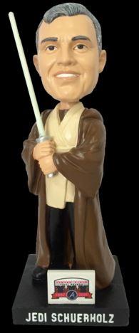 Jedi Master Schuerholz - July 1, 2016