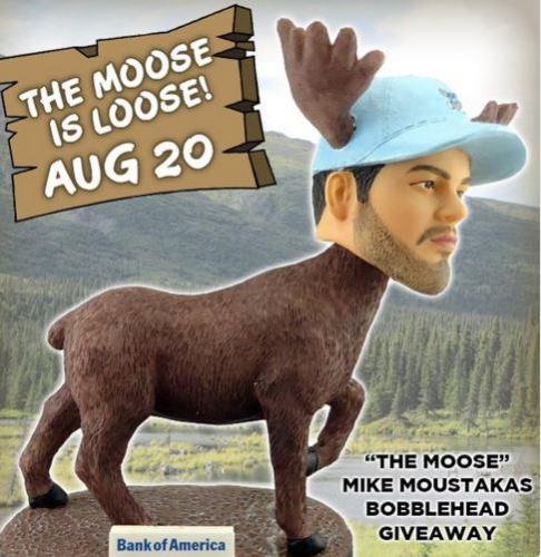 Mike 'Moose'takas - August 20, 2016