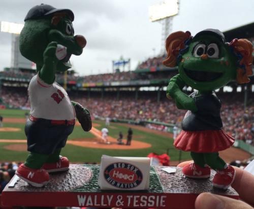 Wally & Tessie - July 10, 2016